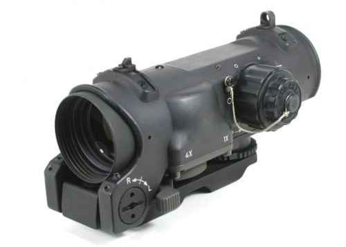 Elcan Specter DR DFOV14-C2  1-4x Scope 7.62 NATO