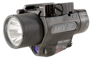 Insight M6X Tactical Laser Illuminator / Weapon Light