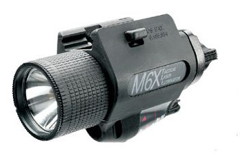 Insight M6X Pistol Tactical Laser Illuminator / Weapon Light